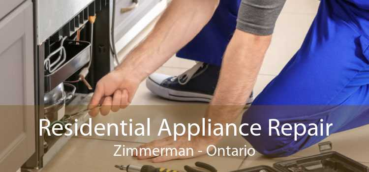 Residential Appliance Repair Zimmerman - Ontario