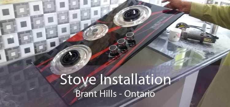 Stove Installation Brant Hills - Ontario