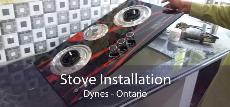 Stove Installation Dynes - Ontario
