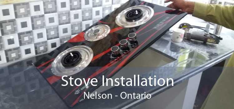 Stove Installation Nelson - Ontario