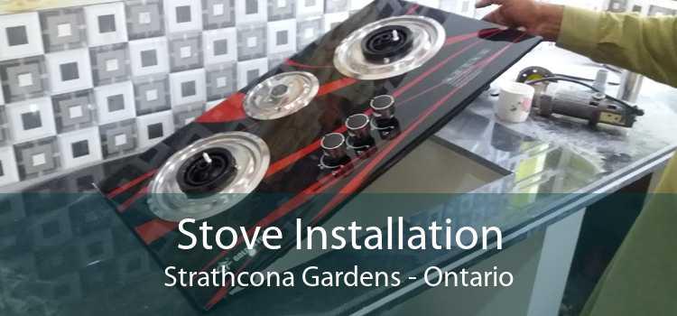 Stove Installation Strathcona Gardens - Ontario