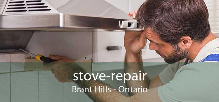 stove-repair Brant Hills - Ontario