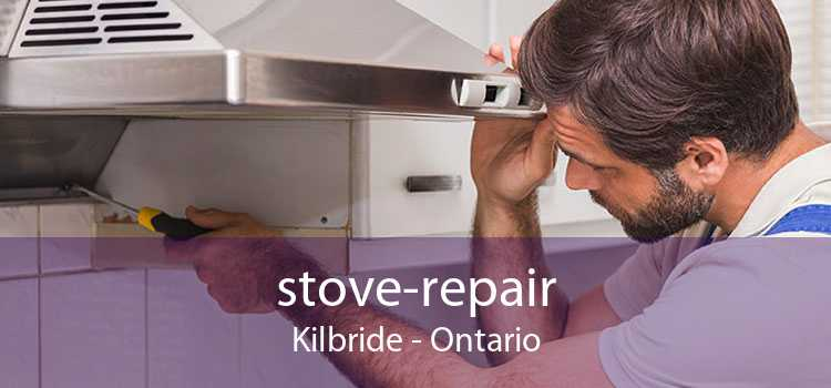 stove-repair Kilbride - Ontario