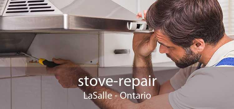 stove-repair LaSalle - Ontario