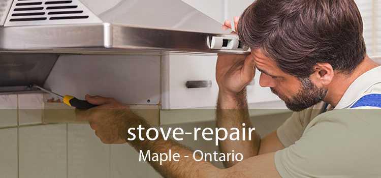 stove-repair Maple - Ontario
