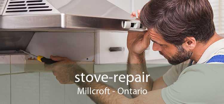 stove-repair Millcroft - Ontario