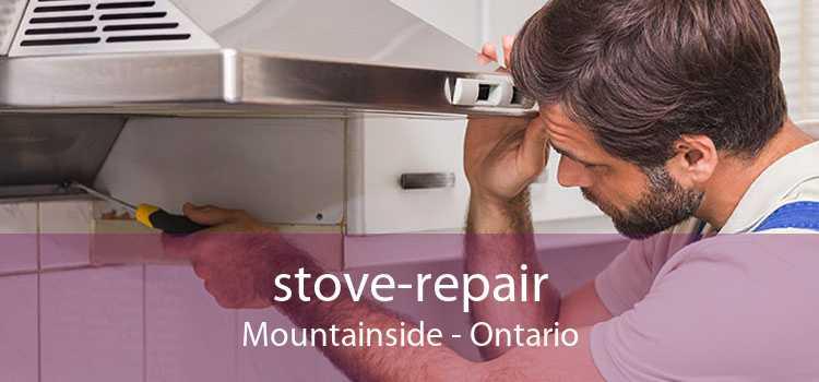 stove-repair Mountainside - Ontario