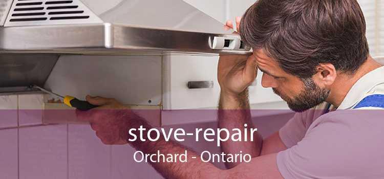 stove-repair Orchard - Ontario