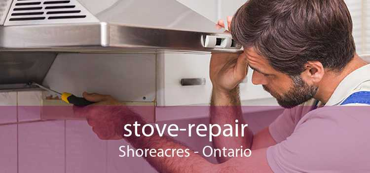 stove-repair Shoreacres - Ontario