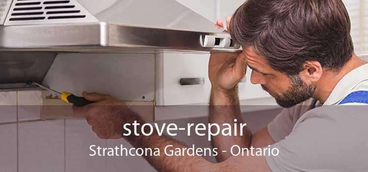 stove-repair Strathcona Gardens - Ontario