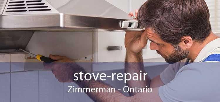 stove-repair Zimmerman - Ontario