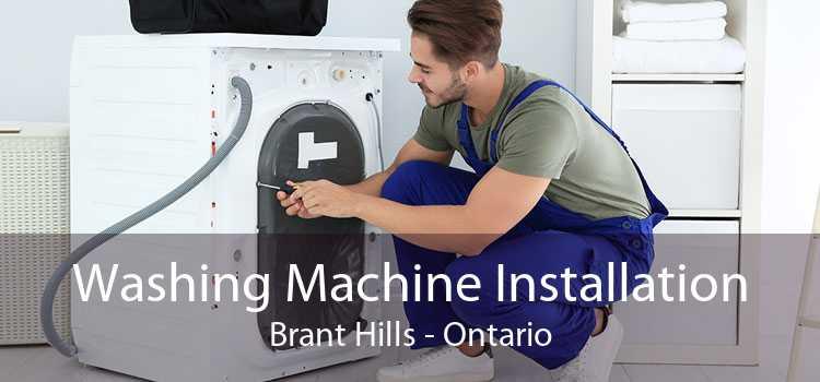 Washing Machine Installation Brant Hills - Ontario