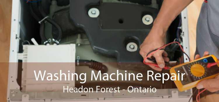 Washing Machine Repair Headon Forest - Ontario