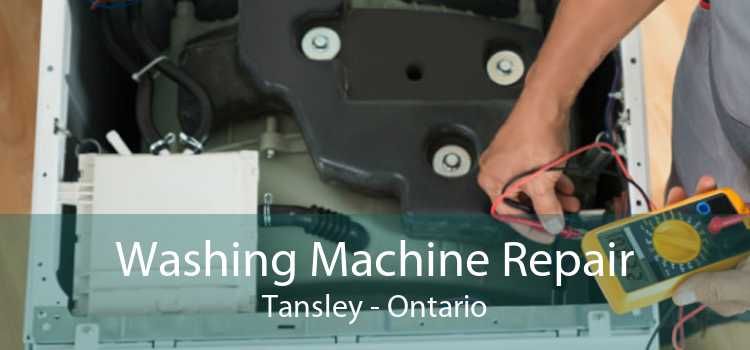 Washing Machine Repair Tansley - Ontario