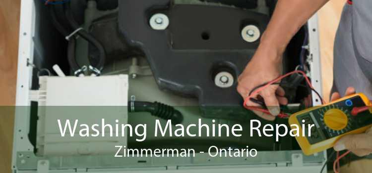 Washing Machine Repair Zimmerman - Ontario